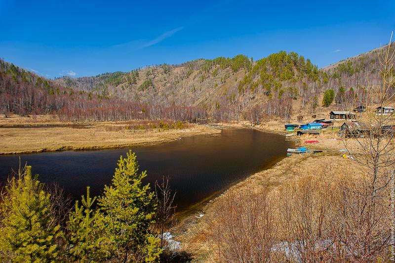 Trip Round the Baikal Lake