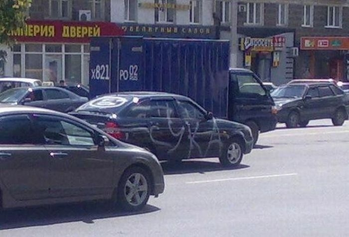 News From Russian Roads, Part 41