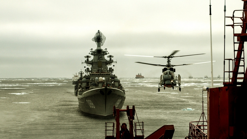 The Icebreakers Clearing the Path for the Russian Navy
