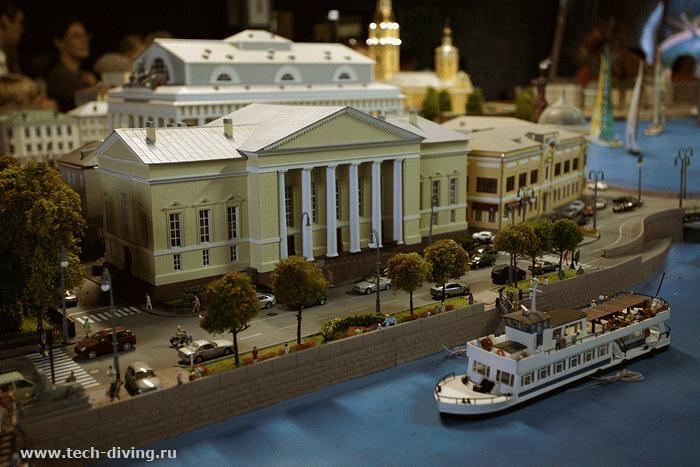 The Grand Model Of Russia