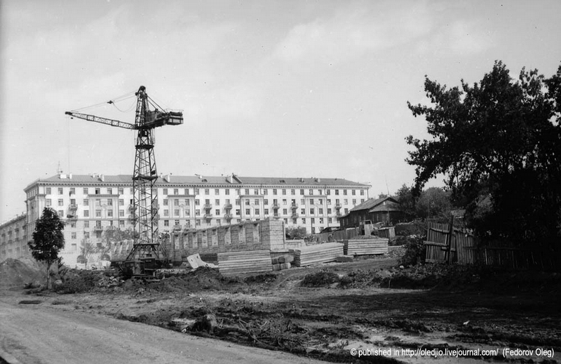 Old And Famous Construction Projects Of Samara