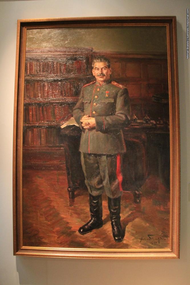 Stalins Personal Belongings