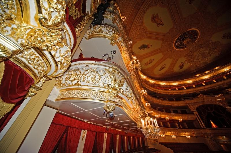 The Bolshoi Theater Opening
