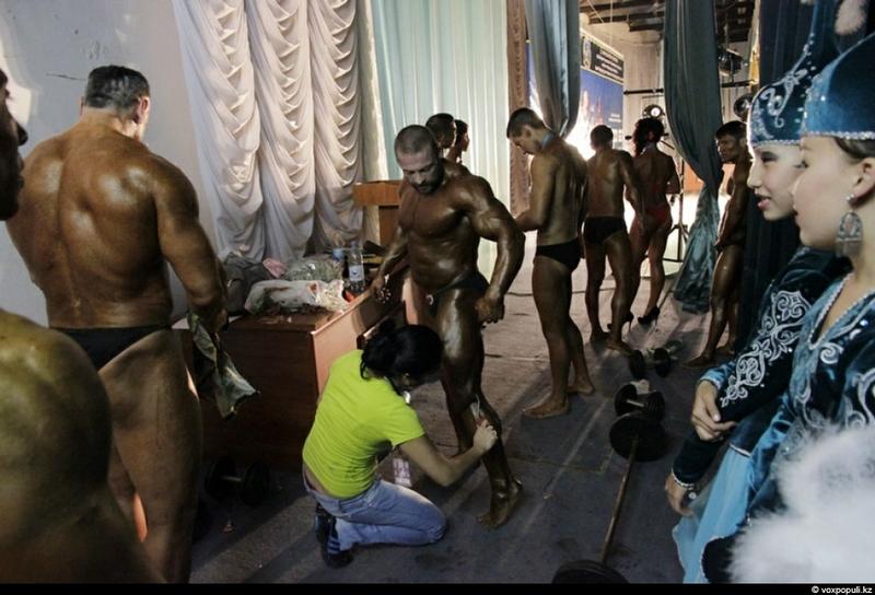 Body And Spirit Festival In Kazakhstan