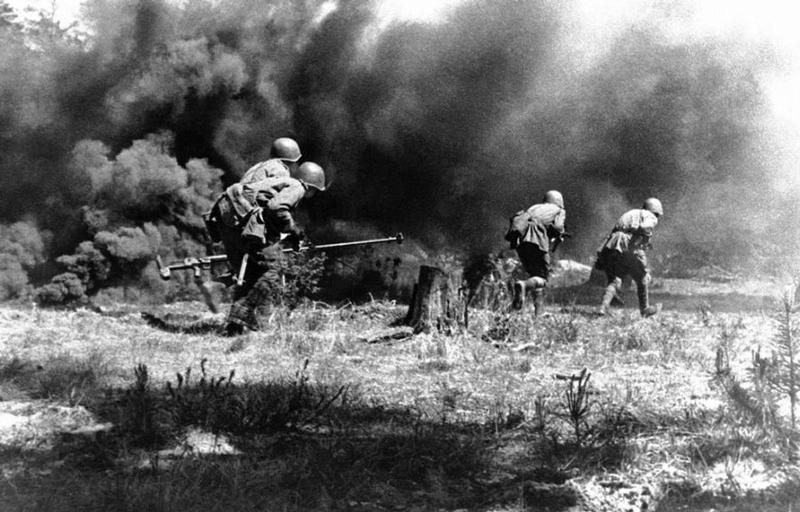 La Batalla de Kursk en 100 imagenes