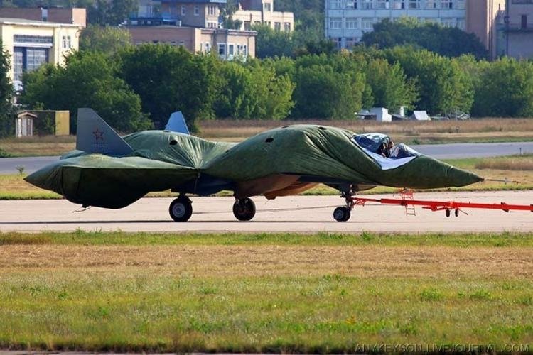 T-50: the Future of the Russian Air Force