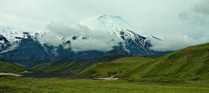 The Trip to the Most Beautiful Park of Kamchatka