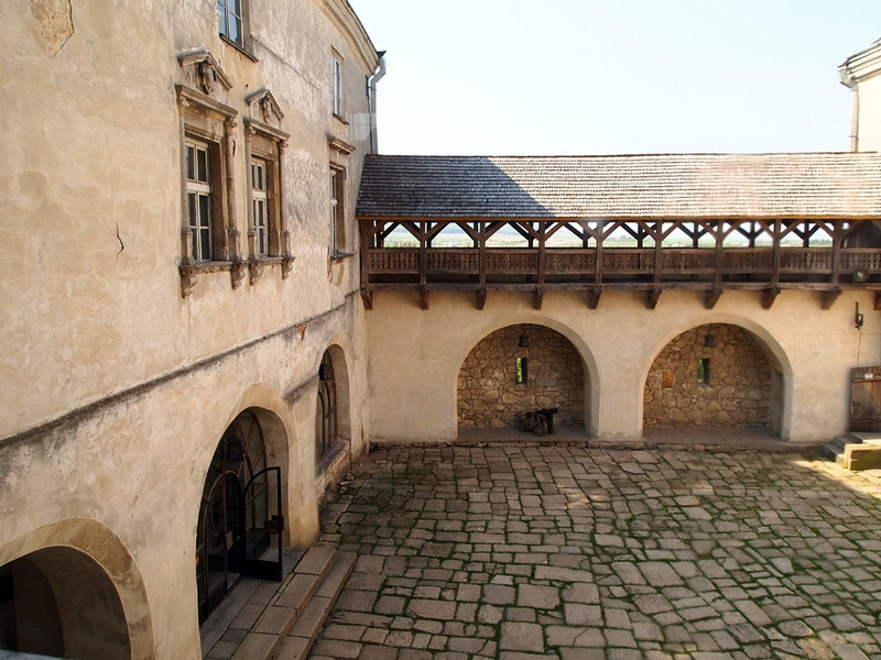 The Only Preserved Castle of the XIII Century In Ukraine