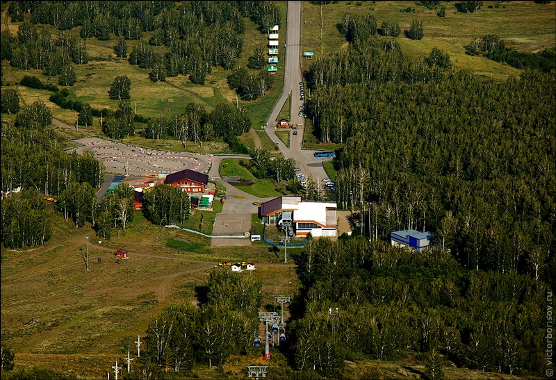 Travelling In The Urals