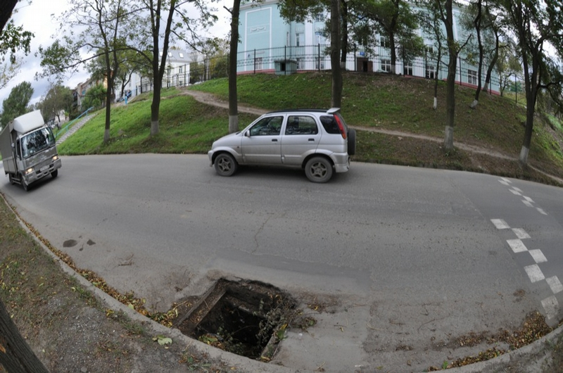 News From Russian Roads, Part 42