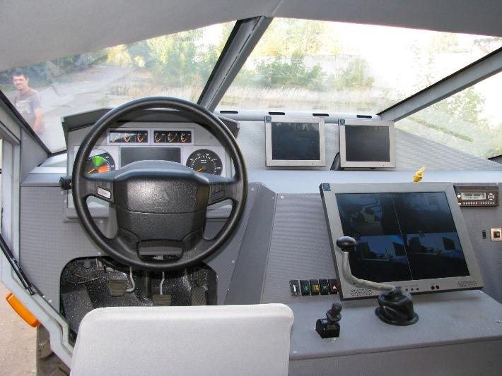 Zil Army Car