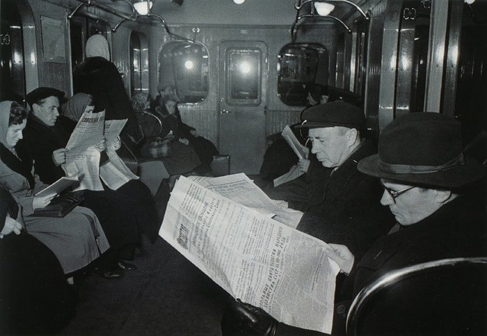 Cool Retro Photos from the Archives of ITAR-TASS
