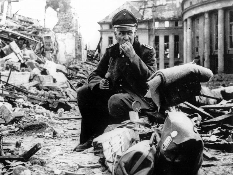 World War II, Germany Downfall