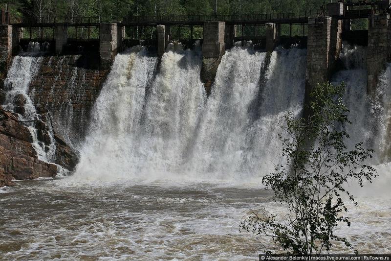 A 100-Year-Old Dam