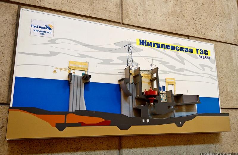 The Zhigulevskaya HPP Following the Highest Standards