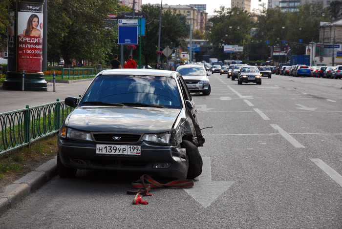 News From Russian Roads - Part 6 6