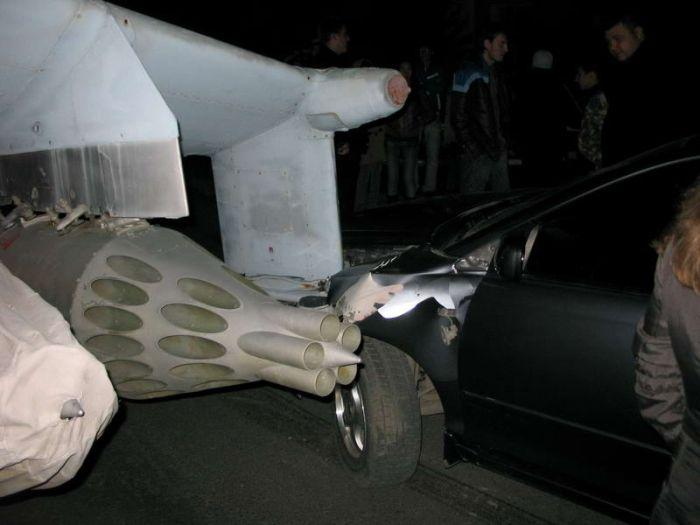 News From Russian Roads - Part 11