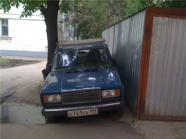 News From Russian Roads - Part 5 10