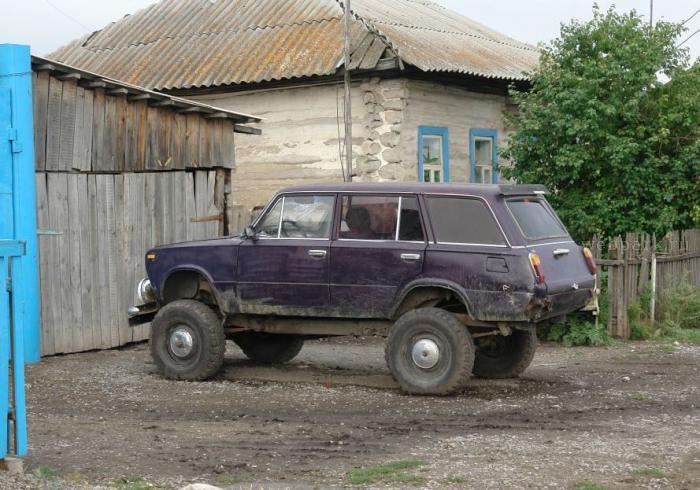News From Russian Roads - Part 7 2