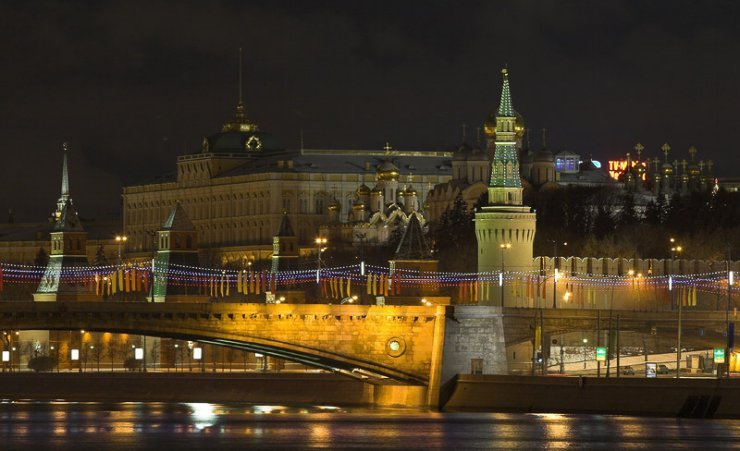 night moscow 1