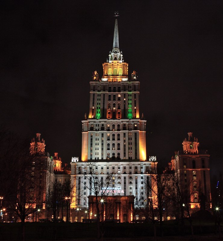 night moscow 10