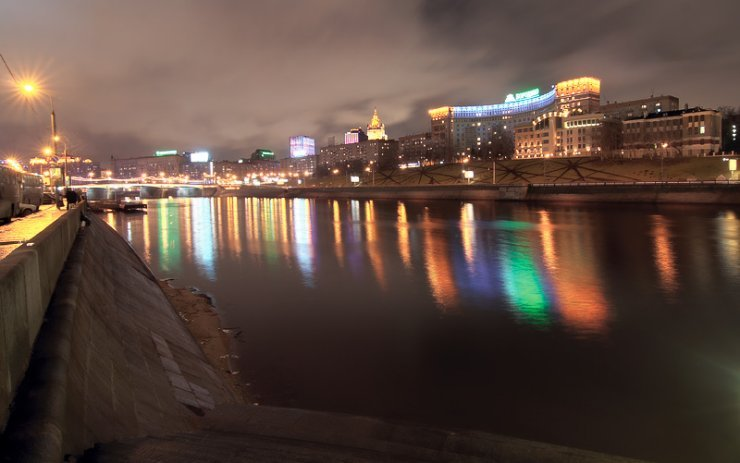 night moscow 11