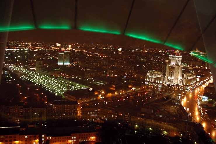 night moscow 13