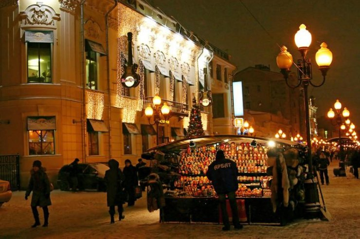 night moscow 14