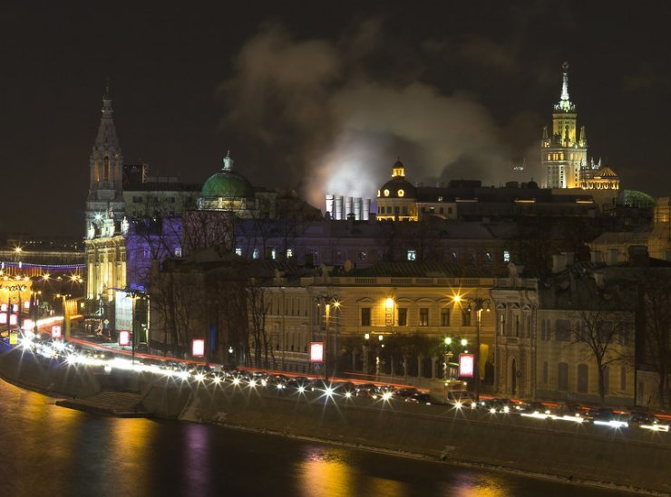 night moscow 2