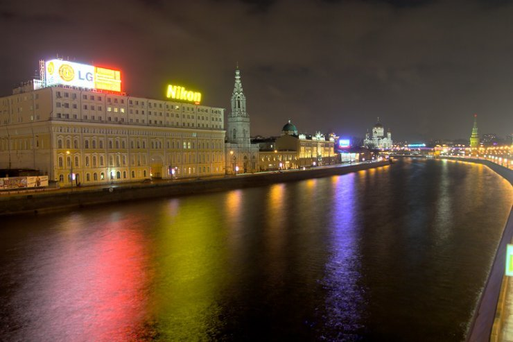 night moscow 4