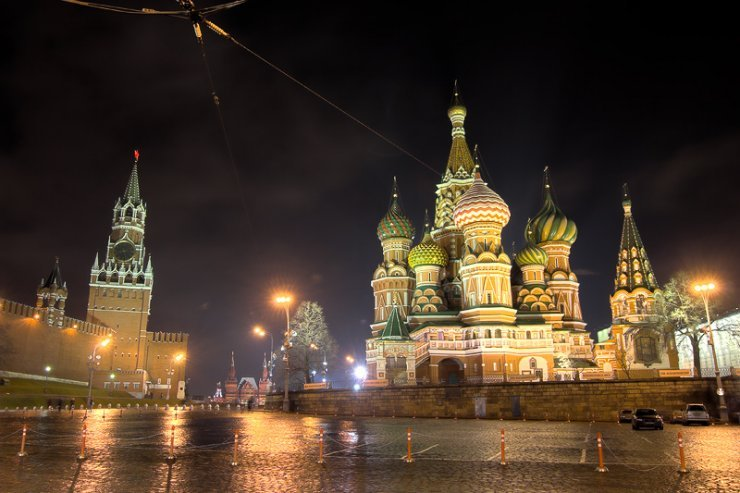 night moscow 5