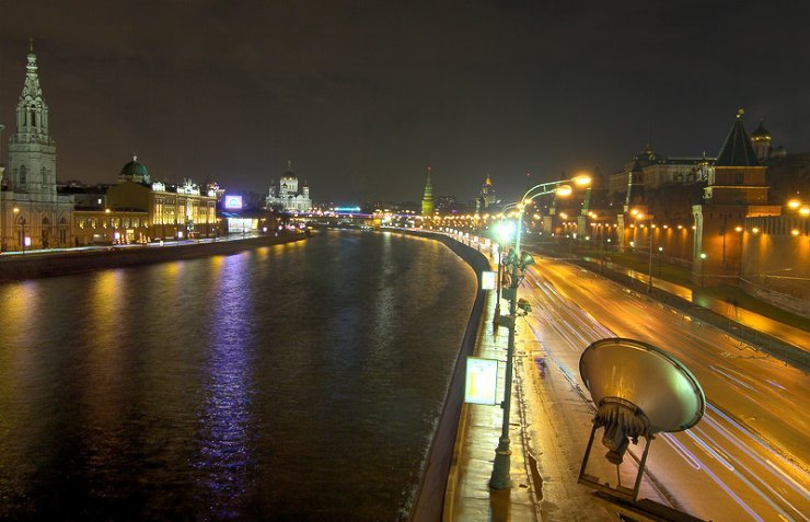 night moscow 7