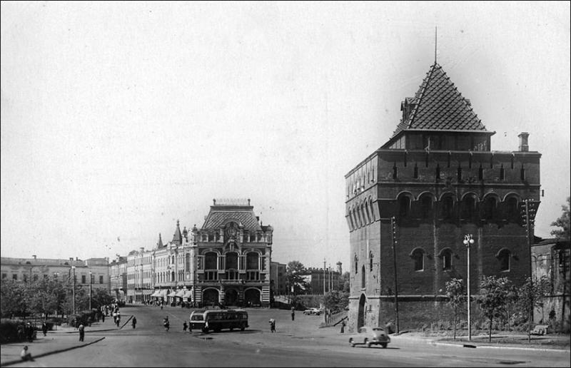 Nizhny Novgorod Now And Then 13
