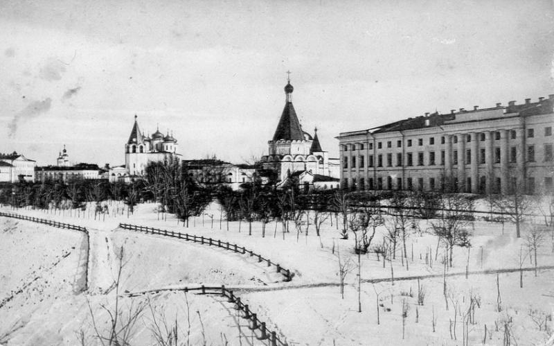 Nizhny Novgorod Now And Then 34