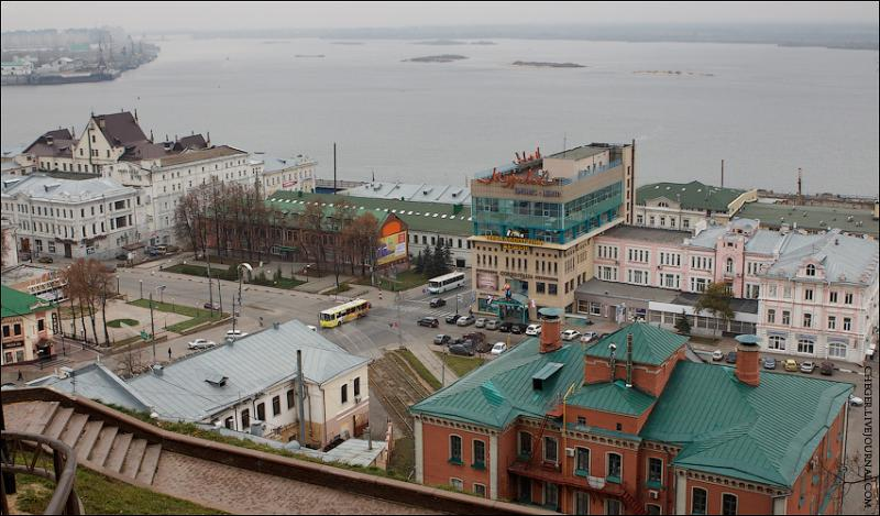Nizhny Novgorod Now And Then 37