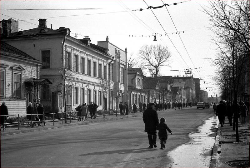 Nizhny Novgorod Now And Then 9