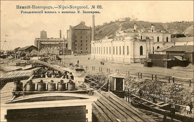 Nizhny Novgorod Now And Then Part Two 21