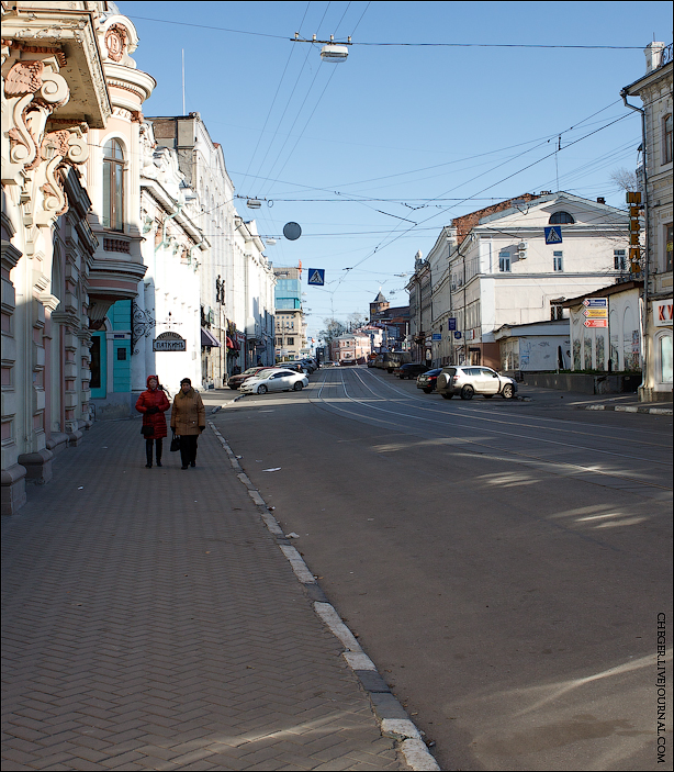 Nizhny Novgorod Now And Then Part Two 30