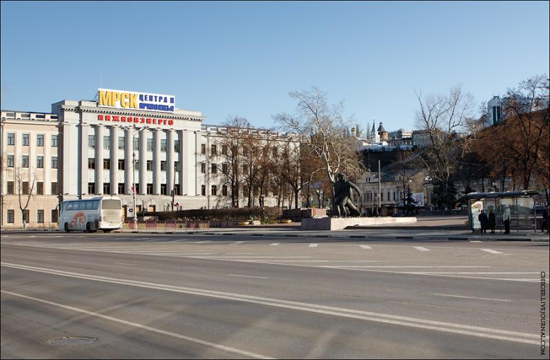 Nizhny Novgorod Now And Then Part Two 4
