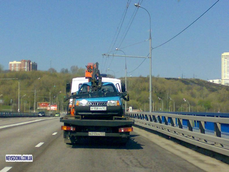 Russian tow truck 1