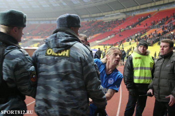 Russian soccer 6