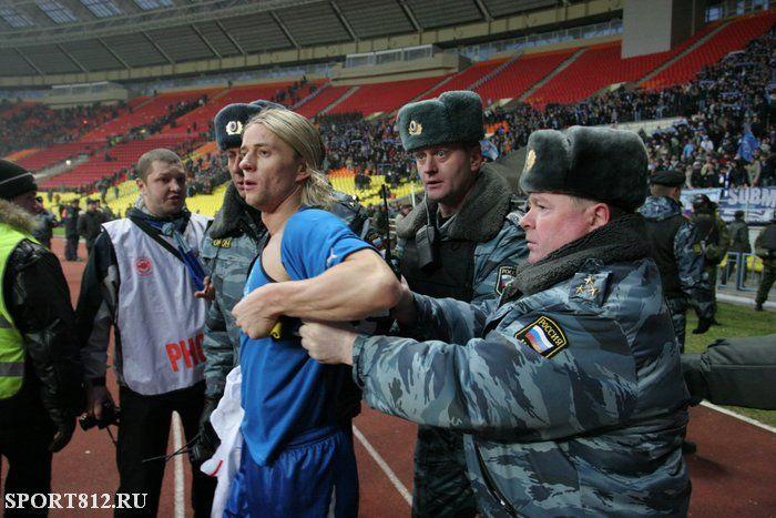 Russian soccer 7