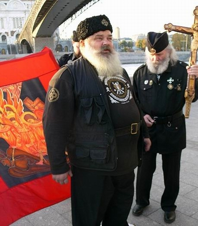 Russian guys burn Harry Potter books 6