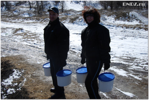 No Water Supply In Dneprodzerzhinsk 2