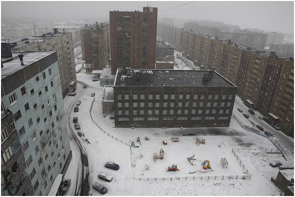 Russian city Norilsk 3
