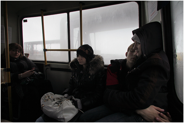Russian city Norilsk 25