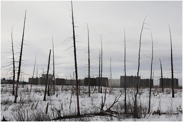 Russian city Norilsk