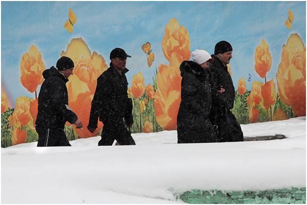 Russian city Norilsk 32