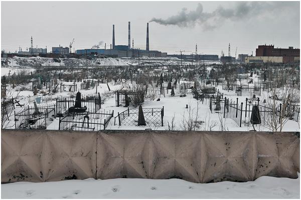 Russian city Norilsk 33