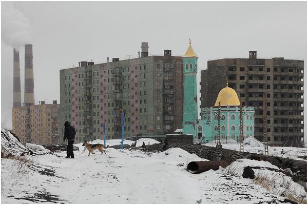 Russian city Norilsk 9
